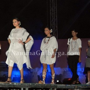 Gulbarga Utsav Photos Fashion show