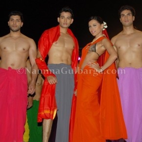 Gulbarga Utsav Photos of fashion show & Cultural Programs