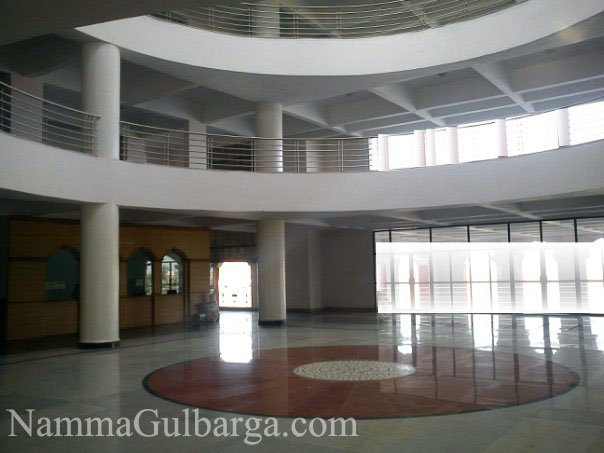 Gulbarga gov office
