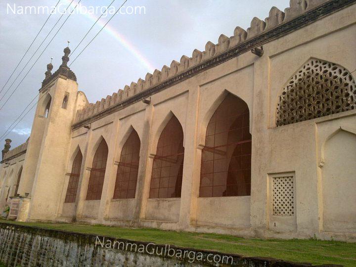 gulbarga fort heritage