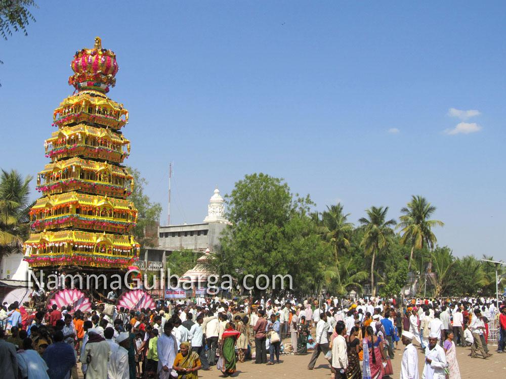 Appa Temple car festival
