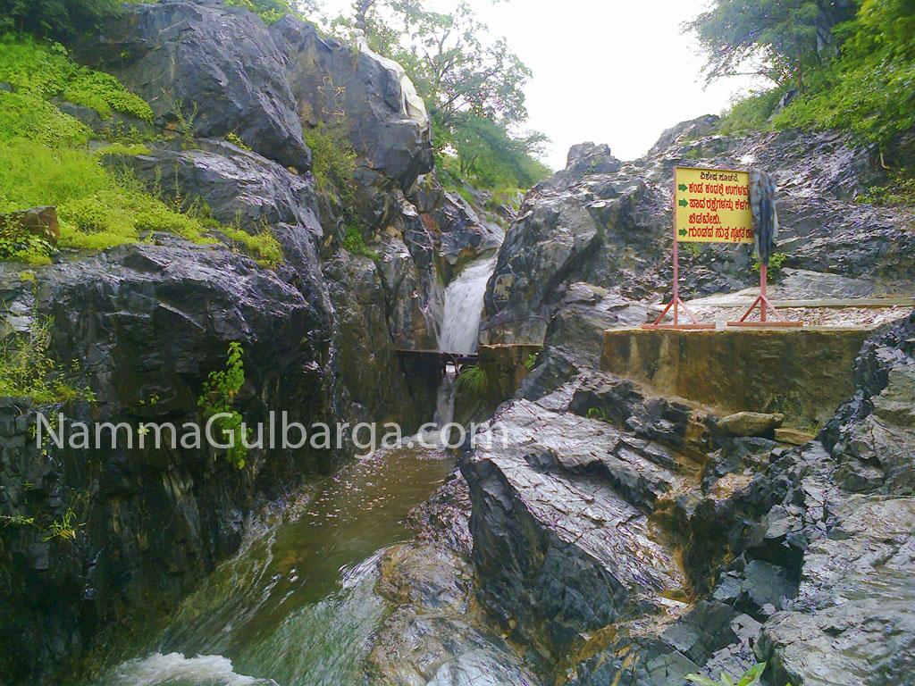 Chintanalli water falls