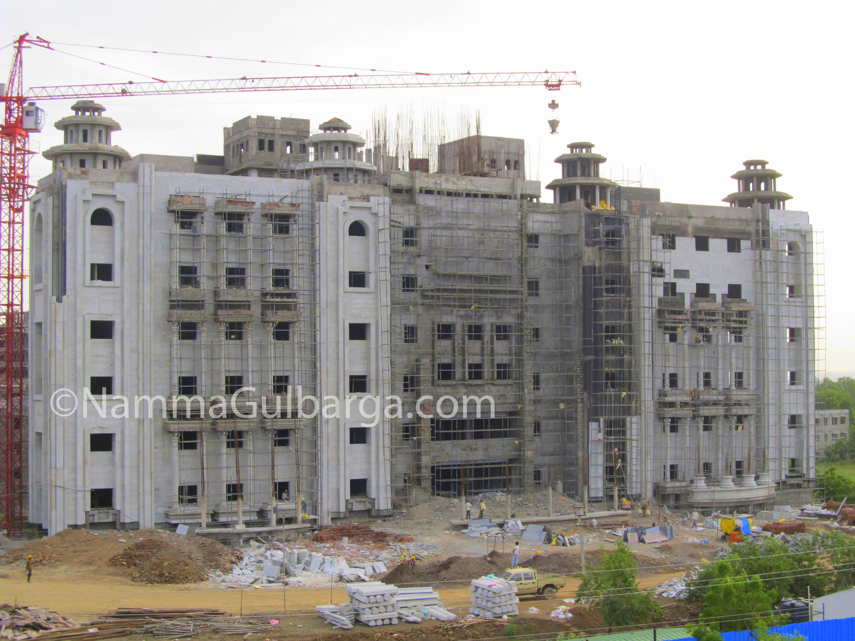 ESIC Medical College Hospital Gulbarga