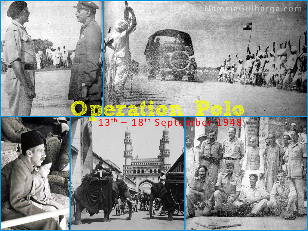 Hyd Karnataka Liberation Operation Polo