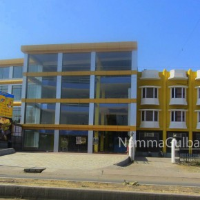 Glimpse of Sunciti Mall Gulbarga: Mukta Cinemas, Gulbarga's second multiplex