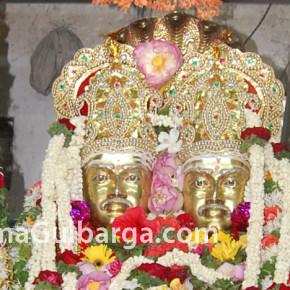 Thousands of devotees took part in 191st Jathara Mahosthava, Gulbarga