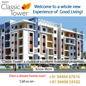 Classic Towers, Luxury appartment homes in Gulbarga