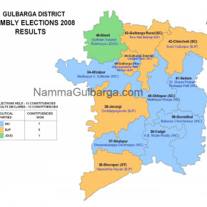 Review on Gulbarga Assembly Election Results 2008