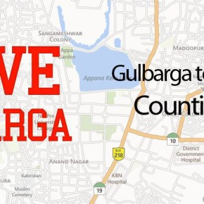 8 candidates contesting the Loksabha polls for Gulbarga Constituency